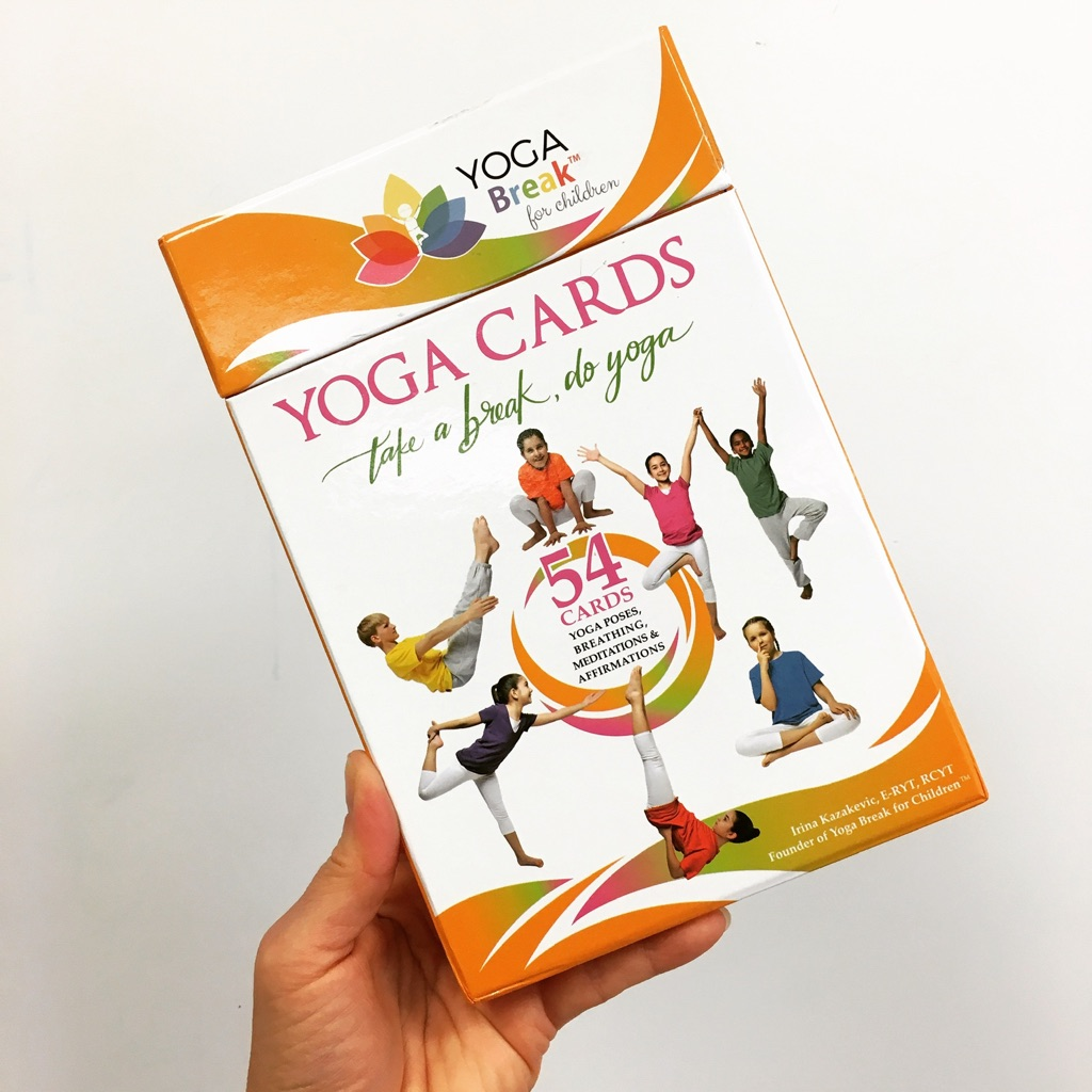 Childrens Yoga Cards | Kids Yoga Teacher Trainings and Courses | Essential Wellbeing