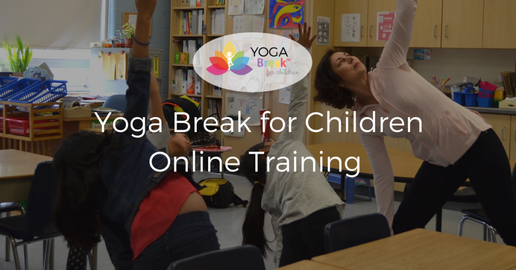 Yoga Break for Children online training | Kids Yoga Teacher Trainings and Courses | Essential Wellbeing